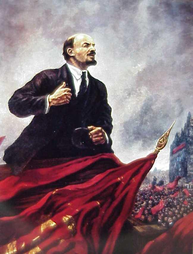 Resumen de la Biografia de Lenin
