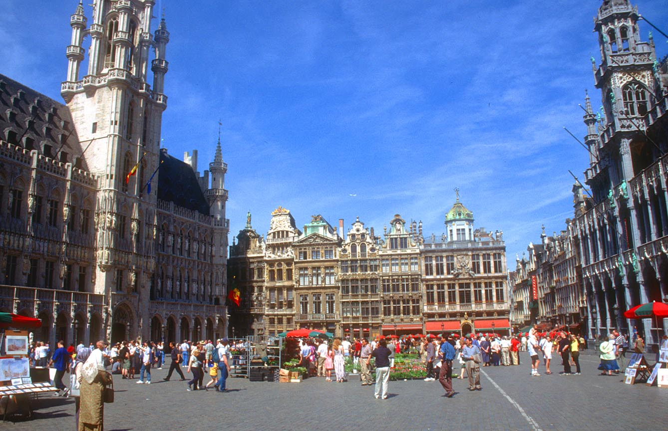 Grand Place / Groote Markt - Brussels
